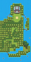 Pokemon Style Free Monster MMORPG Map Arena Run