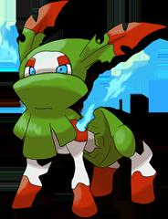 Chloroot - Fakemon - Pokemon - Free Monster MMORPG by MonsterMMORPG
