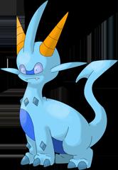 Dracicle - Fakemon - Pokemon - Free Monster MMORPG