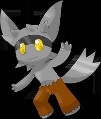 Baki - Fakemon - Pokemon - Free Monster MMORPG by MonsterMMORPG