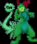 Masagon - Fakemon - Pokemon - Free Monster MMORPG