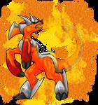 Ironate - Fakemon - Pokemon - Free Monster MMORPG