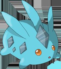 Flolz - Fakemon - Pokemon - Free Monster MMORPG by MonsterMMORPG