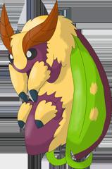 Mockifli - Fakemon - Pokemon - Free Monster MMORPG by MonsterMMORPG