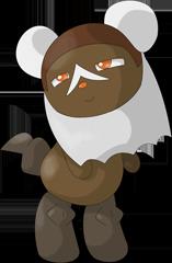 Mongemur - Fakemon - Pokemon - Free Monster MMORPG by MonsterMMORPG