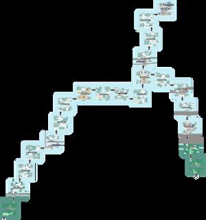 Pokemon Like Monster MMORPG V2 Zone 6 World Map