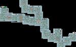 Pokemon Like Monster MMORPG V2 Zone 13 World Map