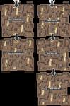 Zone 16 Ghost Caves Zone Map Pokemon Like MMORPG by MonsterMMORPG