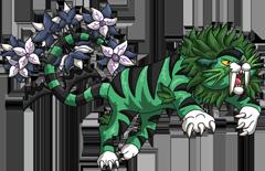 Monster Floroar Pokemon Fakemon Game MMORPG V2 by MonsterMMORPG