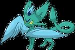 Monster Skyceon Pokemon Fakemon Game MMORPG V2