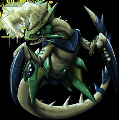Monster Haloudelou Pokemon Fakemon Game MMORPG V2