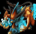 Monster Pyrain Pokemon Fakemon Game MMORPG V2