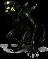 Monster Gigerath Pokemon Fakemon Game MMORPG V2 by MonsterMMORPG