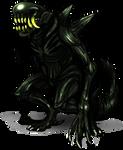 Monster Gigerath Pokemon Fakemon Game MMORPG V2