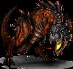 Monster Vesuverex Pokemon Fakemon Game MMORPG V2