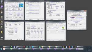 Cpu Z test Core i7 2600k, 32 GB ram, vertex 4 raid