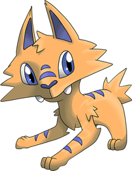 Fake Pokemon Game Monster Xenotigri MMO RPG by MonsterMMORPG
