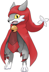 Fake Pokemon Game Monster Lupoon MMO RPG by MonsterMMORPG