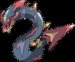 Fake Pokemon Game Monster Vipedrake MMO RPG