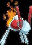 Fake Pokemon Game Monster Therburr MMO RPG