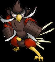 Fake Pokemon Game Monster Hawkout MMO RPG by MonsterMMORPG