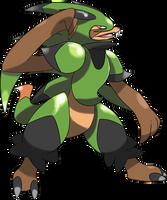 Fake Pokemon Game Monster Cressassin MMO RPG by MonsterMMORPG