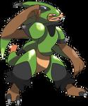 Fake Pokemon Game Monster Cressassin MMO RPG