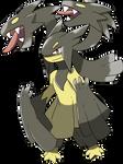 Fake Pokemon Game Monster Chompwile MMO RPG