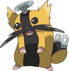 Fake Pokemon Game Monster Boltraio MMO RPG