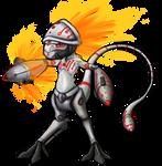 Fake Pokemon Game Monster Aerocket MMO RPG