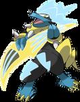 Fake Pokemon Game Monster Rockineer MMO RPG