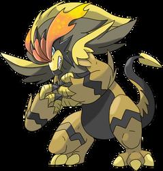 Fake Pokemon Game Monster Griffix MMO RPG