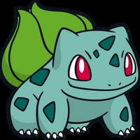 Bulbasaur by MonsterMMORPG
