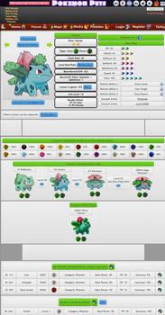Pokemon #2 Ivysaur from PokemonPets RPG