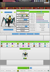 Monster #2 Jolteta from Monster MMORPG Online Game