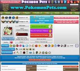 Pokemon Pets Update 12.12.19 - Prestige System