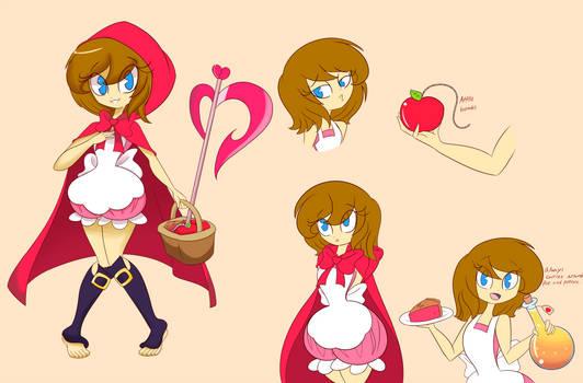 Miss Scarlet or Lil' Red