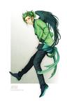 Commission - Sasuke