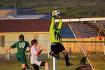 Awesome Soccer Save by Tsitra360
