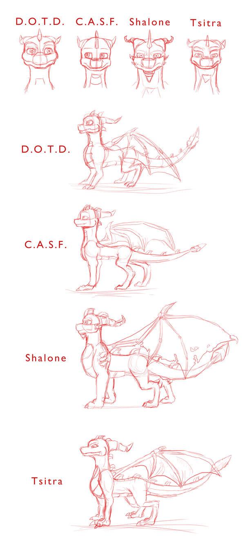 Spyro Styles Art Study by Tsitra360