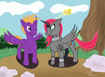 Dawn of the Ponies