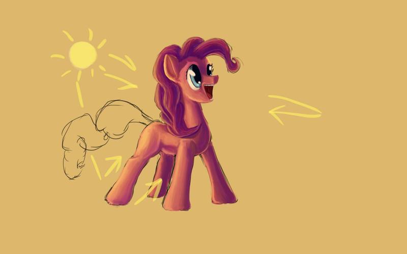 Pinkie_WIP by Tsitra360