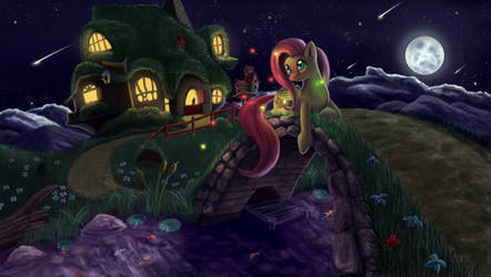 Nightly Wonders by Tsitra360