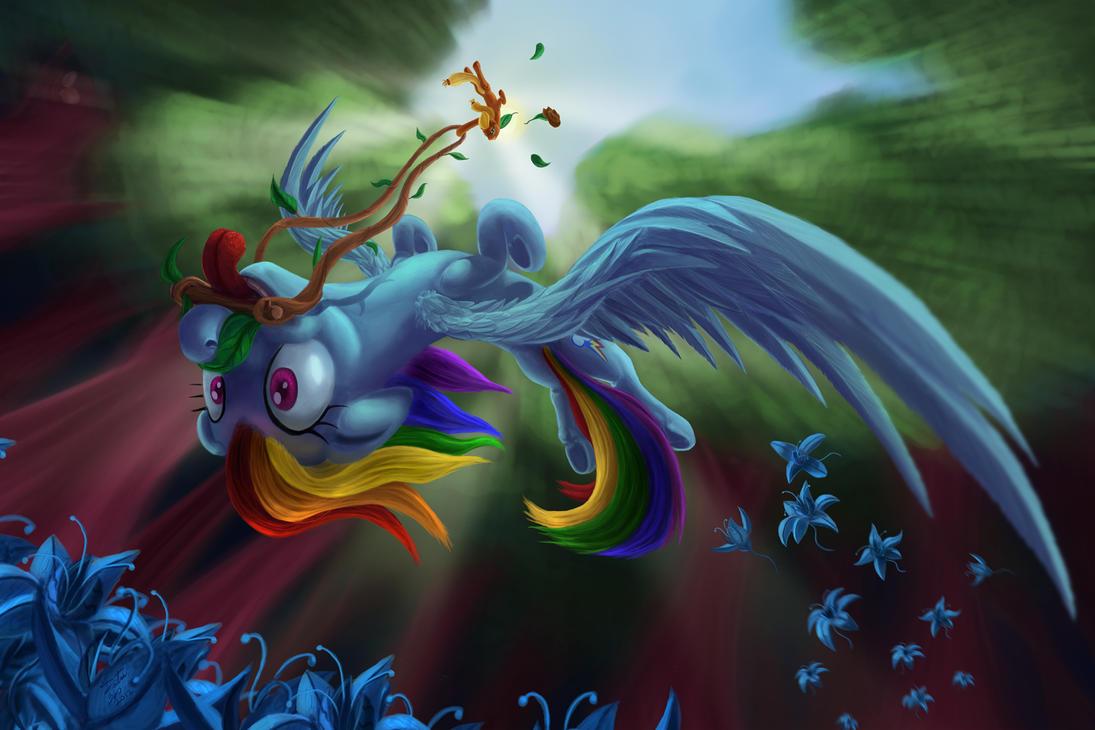 Giddy Up Pony! by Tsitra360