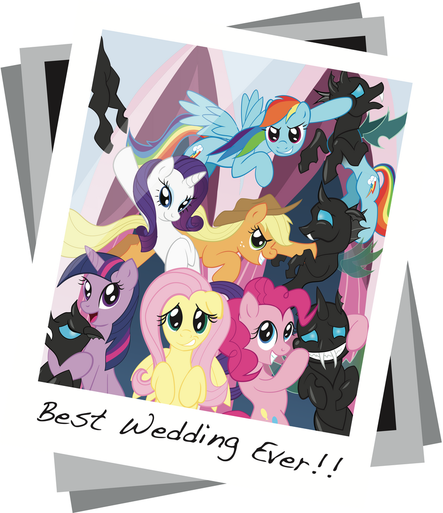 Best Wedding Ever by Tsitra360