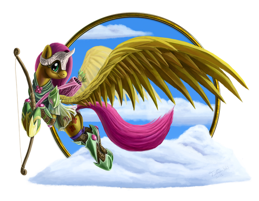 Archershy Flutterbow