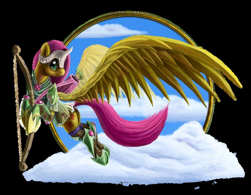 Archershy Flutterbow by Tsitra360