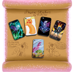 iPhone Sticker Designs_Tsitra360