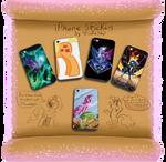 iPhone Sticker Designs_Tsitra360