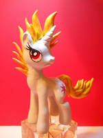 Sculpture_Flaming Twilight by Tsitra360